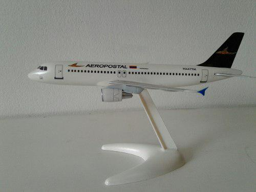 Avion Escala Aeropostal Airbus A320