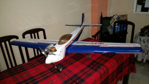 Avion Kaos.60 Rtf, 2 Motores.76 Y 61 Gms Nuevo