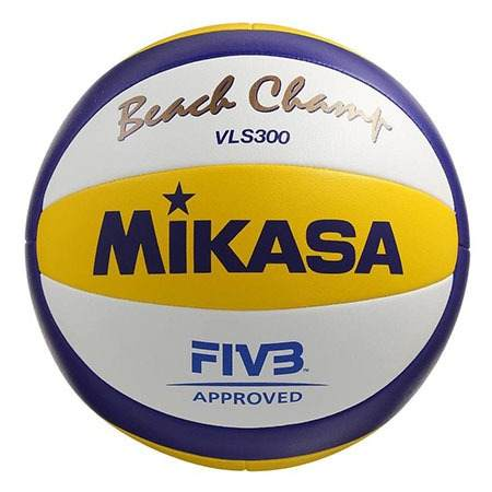 Balón De Voleibol De Playa Profesional Mikasa Modelo Vls300