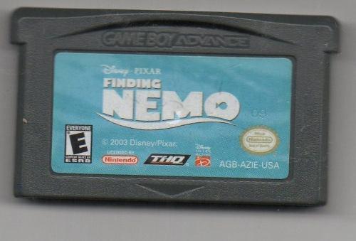 Finding Nemo. Game Boy Advance. Juego Original Usado. A4