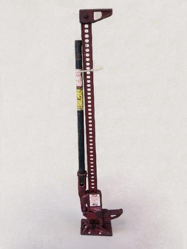 Gato Hi Lift 48 Para Rustico Color Rojo Modelo Hl-485 Usa