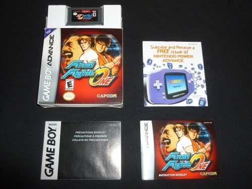 Juegos De Game Boy Advance Originales, Cajas Y Manuales