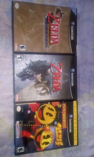 Juegos De Gamecube Y Wii