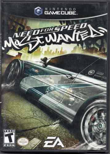 Need For Speed Most Wanted. Video Juego Original Usado M5