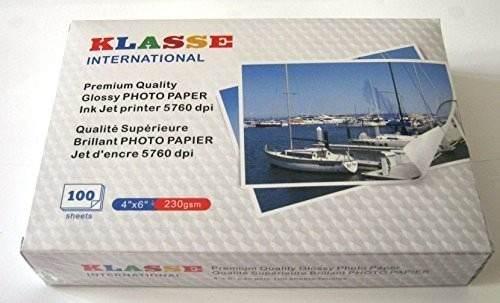 Papel Fotogragico 4x6 Postal 230gr 10x15cm Premium Brillante