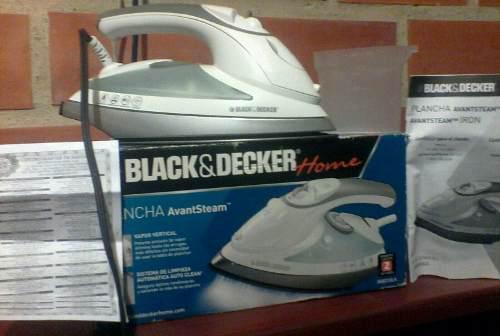 Plancha Black&decker Home Avantsteam Iron A Vapor