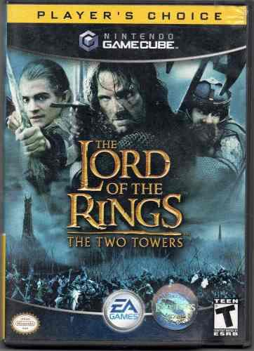 The Lord Of The Rings.the Two Towers.video Juego Original Us