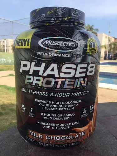 Vaso Mezclador Para Proteína Phase 8