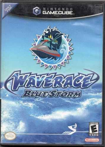 Wave Race. Blue Storm. Gamecube Juego Original Usado A4