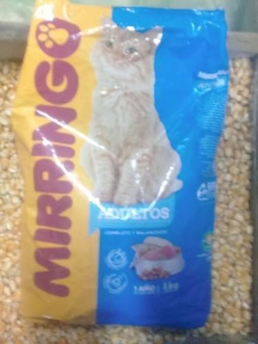 Alimento Para Gatos De 500 Grs.mirringo