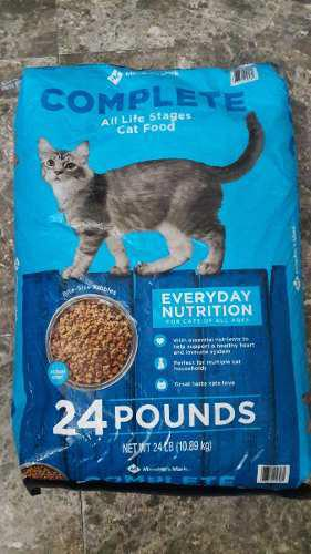 Alimento Para Gatos Importado Detallado Por Kg