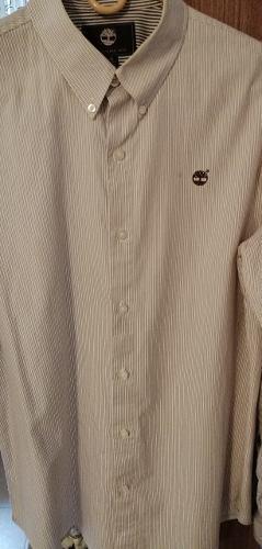 Camisa Timberland Original Talla L, Levis,pepe,columbia