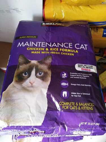 Comida Alimento Para Gatos Gatarina Kirkland