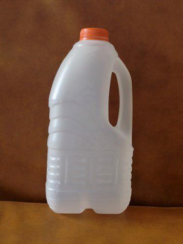 Envases Plásticos De Jugo Y Leche 1.8 Ml, Para Reutilizar