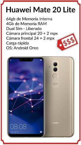 Huawei Mate 20 Lite (250,00)