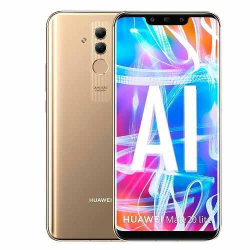 Huawei Mate 20 Lite 4gb 64gb 24mp 20mp Dual Sim Tienda Bagc