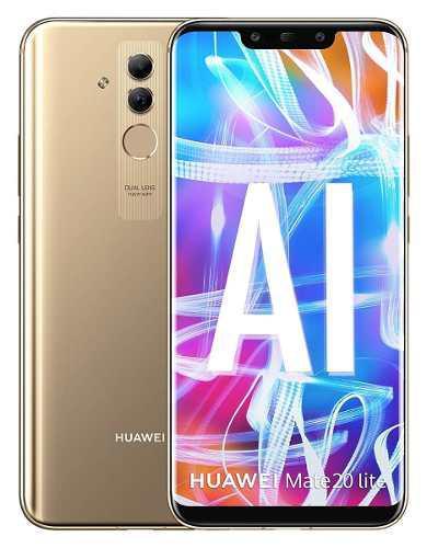Huawei Mate 20 Lite 64gb / 4gb De Ram / 295v