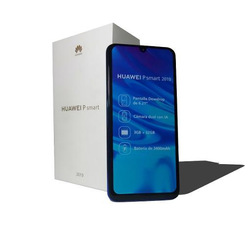 Huawei P Smarth 2019 3 Gb Ram 32 Gb Interna 13+2 Mp Liberado