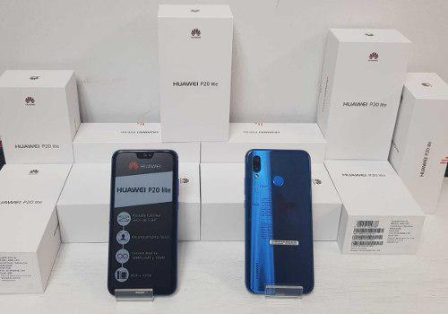 Huawei P20 Lite 32gb 4 Ram Dual Sim Face Id 4g Lte 250
