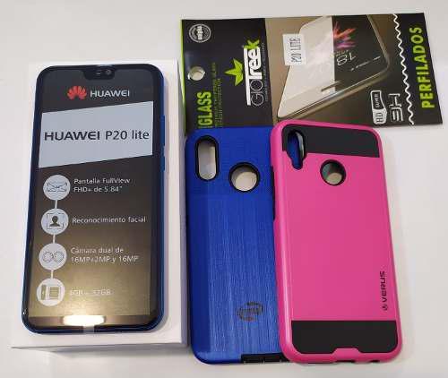 Huawei P20 Lite 32gb Tienda Fisica Garantia