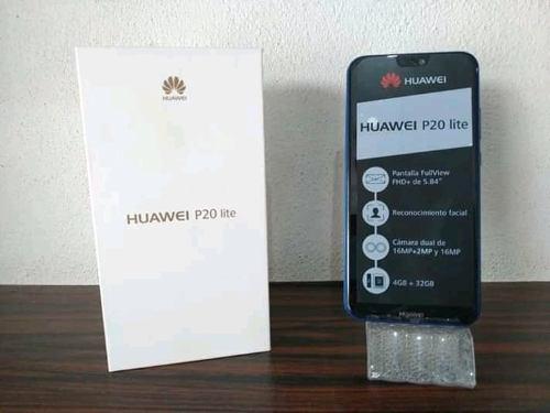 Huawei P20 Lite 64gb 4gb De Ram Dual Sim