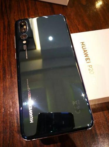 Huawei P20 Pro Nuevos En Su Caja + 2 Meses De Garantia!!!