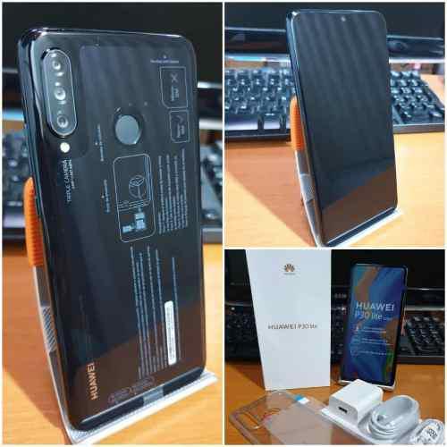 Huawei P30 Lite 2019 128gb+4gb Ram/ Dual Sim /triple Camara/
