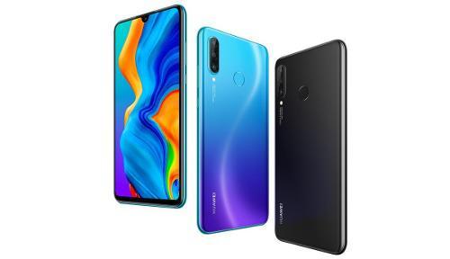 Huawei P30 Lite 4 Gb Ram 128 Gb Interna 24+8+2 Mp Liberado