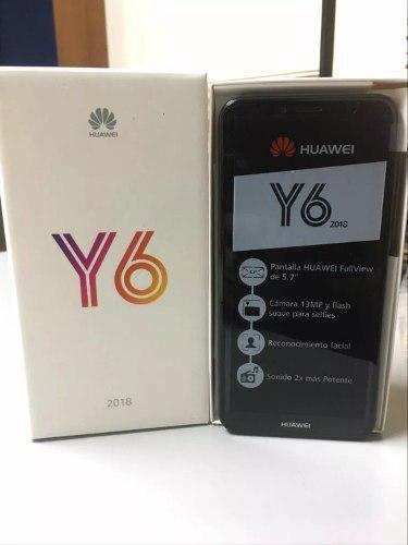 Huawei Y6 2018 2gb Ram 16gb+vidrio Somos Tienda!