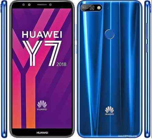 Huawei Y7 2018 Nuevos De Paquete + 2 Meses De Garantia!!!