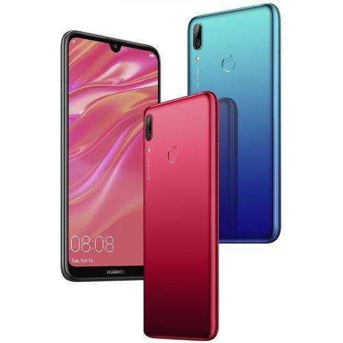 Huawei Y7 2019 3gb 32gb 16mp 13mp Dual Sim Estuche