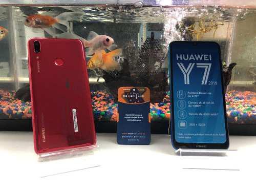 Huawei Y7 2019 3gb Ram 32 Gb Rom 6.26 4000mah Ccct 190