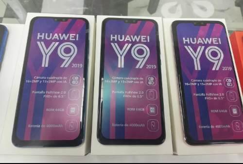 Huawei Y9 2019 64gb 4gb Ram