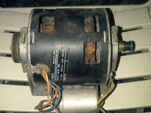 Motor (5)para Secadora Mundo Blanco