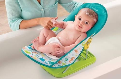 Silla Para Playa Piscina Y Bañera 3 En 1 Para Bebes