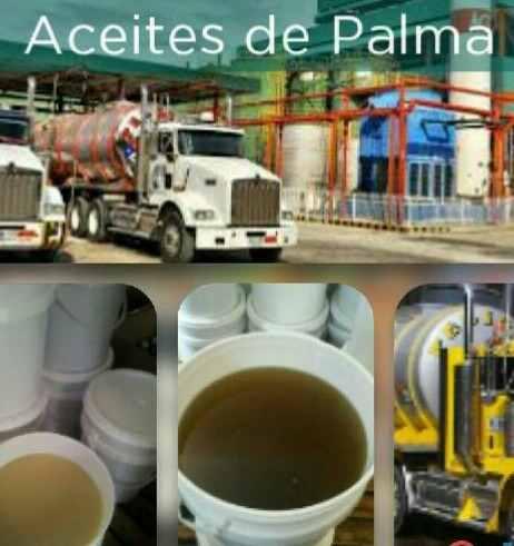 Aceite De Palma Especial Para Frituras Ideal Para Comercios.