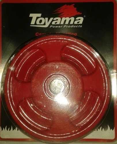 Carrete Universal Porta Nylon Para Desmalezadora Toyama