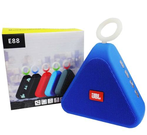 Corneta Portatil Jbl E88 Bluetooth Mp3 Celular