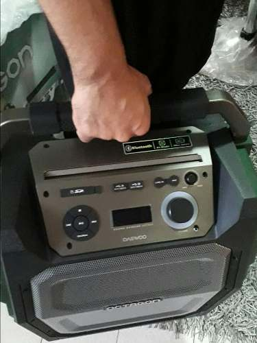 Corneta Portátil Amplificadora Hasta 50 Hrs De Batería
