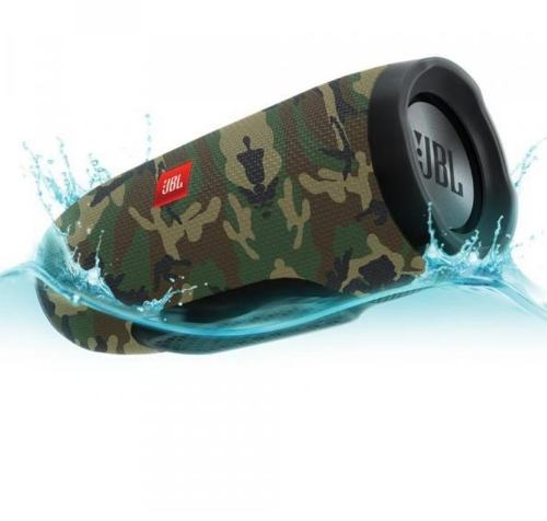 Cornetas Jbl Charge 3 Bluetooth Nuevas Grandes 60 Verdes