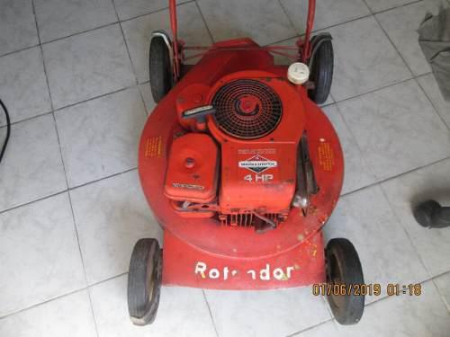 Cortadora De Grama O Podadora Rodontor Sin Tubo Escape 45$
