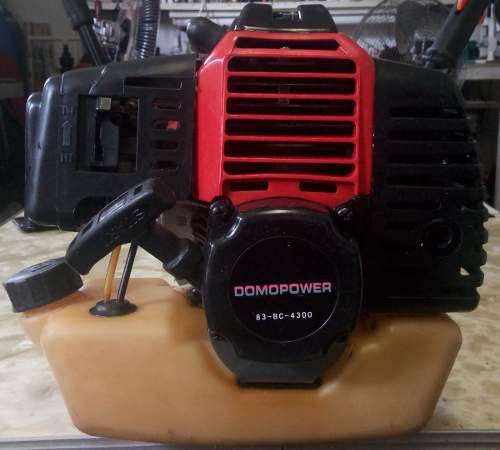 Desmalezadora A Gasolina 2 Tiempos 42,7cc Domopower