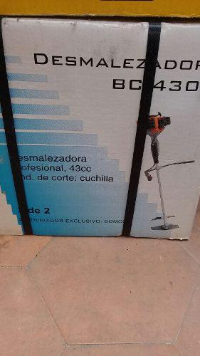 Desmalezadora Guaraña Domopower 43cc