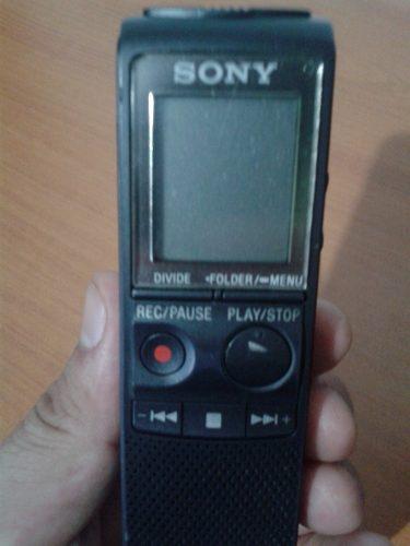 Grabadora De Sonido Sony Px820 Digital 2gb + Cable + Manual