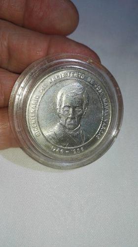 Moneda Bicentenaria Del Nacimiento Del Dr Jose Maria Vargas
