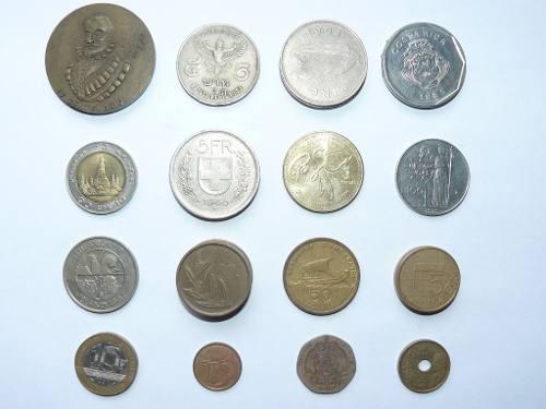 Monedas De Coleccion Antiguas