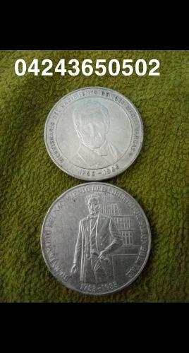 Monedas De Plata Ley 900
