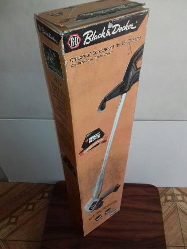 Podadora De Grama Black & Decker Electrica
