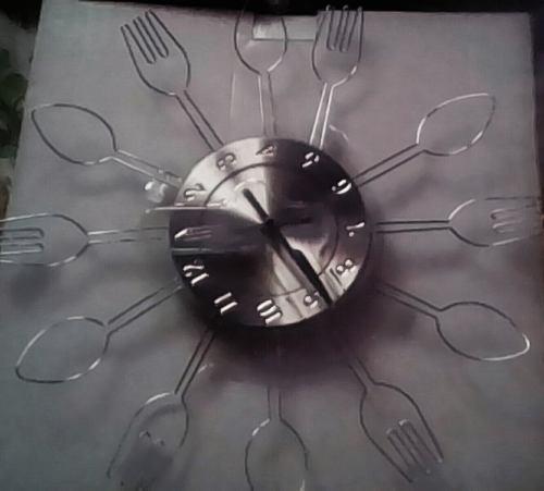 Reloj De Pared.para Tu Cocina