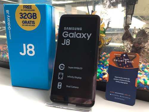 Samsung Galaxy J8 32gb 3gb De Ram Nuevo Liberado Ccct 260
